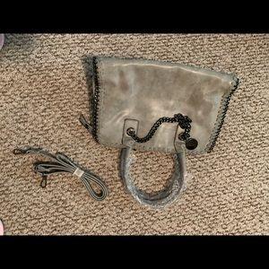 Handbags - Gray shoulder bag new